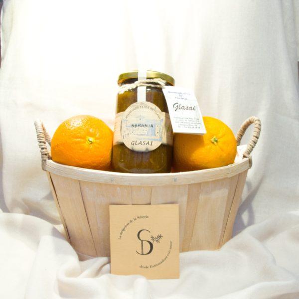 mermelada de naranja artesana